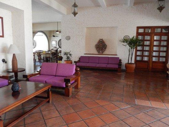 Hotel Villablanca Huatulco: Lobby
