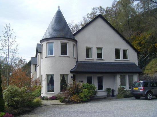 Loch Ness Lodge: Lodge