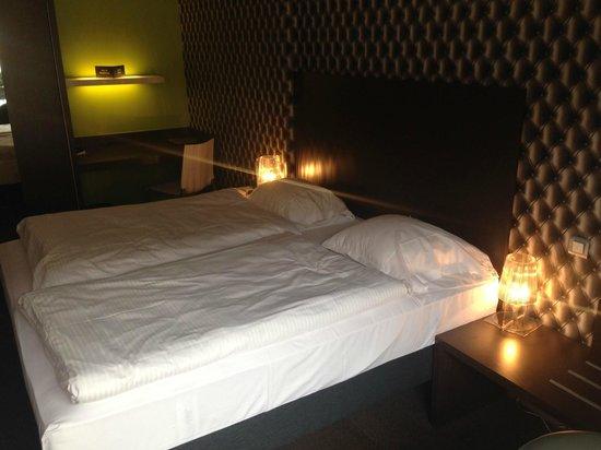 Diana Dauphine : Double bedroom