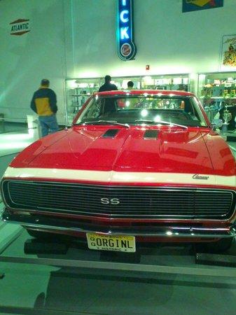 Antique Automobile Club of America Museum: Camaro