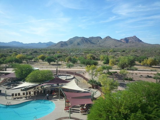 We-Ko-Pa Resort & Conference Center: View from my room