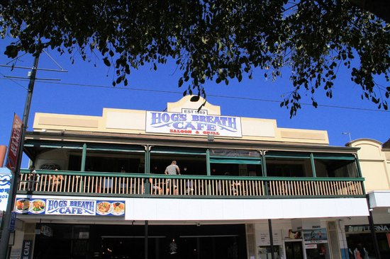 Hog's Breath Cafe: Hogs Breath Cafe, Glenelg