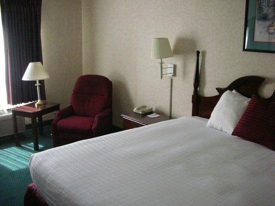 BEST WESTERN Executive Inn & Suites: room