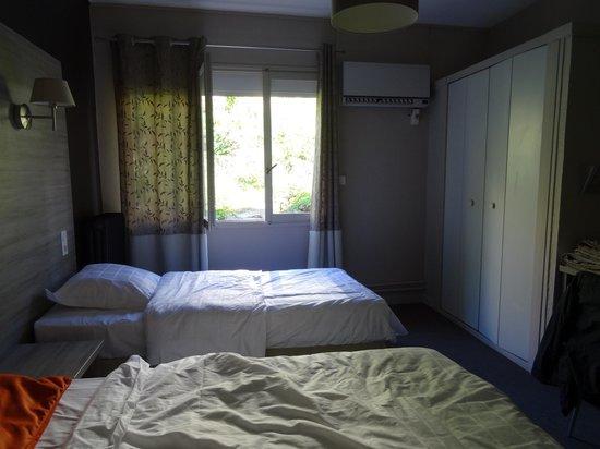 Thalassa Hotel : Vue sur la fenêtre