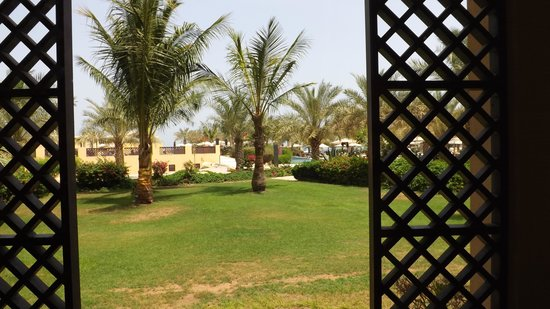 Hilton Ras Al Khaimah Resort & Spa : View from our room