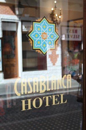 CasaBlanca Hotel: Hotel