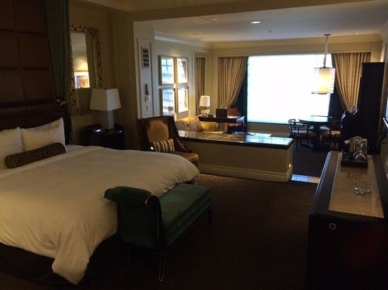 The Palazzo Resort Hotel Casino : Room