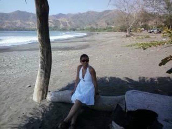 Surfcamp Guanico: Mariela González
