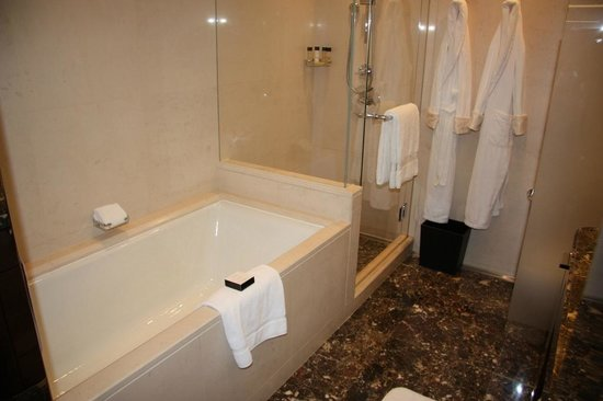Four Seasons Hotel London at Park Lane: Premier Room - Bathroom