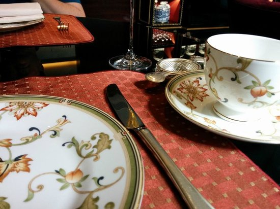 Four Seasons Hotel London at Park Lane: Afternoon Tea