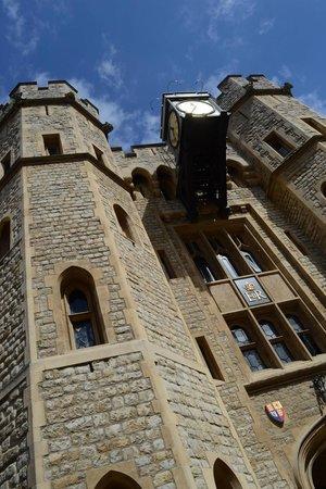 O Tours de Londres - Visites guidees: tour de Londres détail