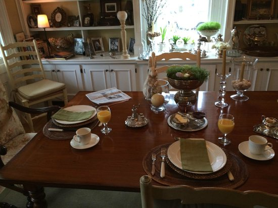 The Morning Glory Bed & Breakfast: Spring is Here