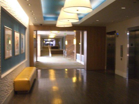 Sheraton Fisherman's Wharf Hotel : Reception