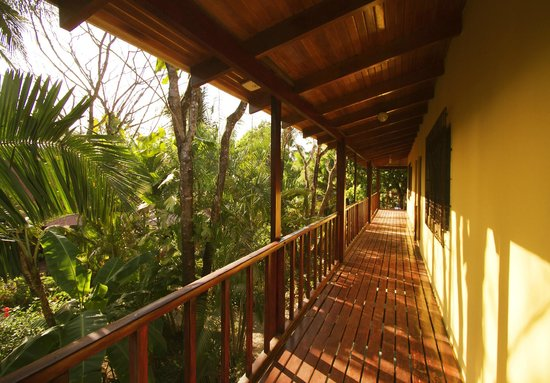 Sunset Shack Hotel: Rooms