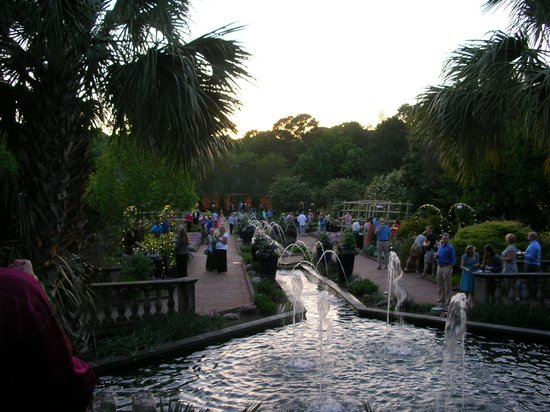 Riverbanks Zoo and Botanical Garden: Lots of good taste