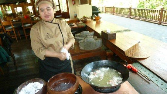 Cooking School at Four Seasons Resort Chiang Mai