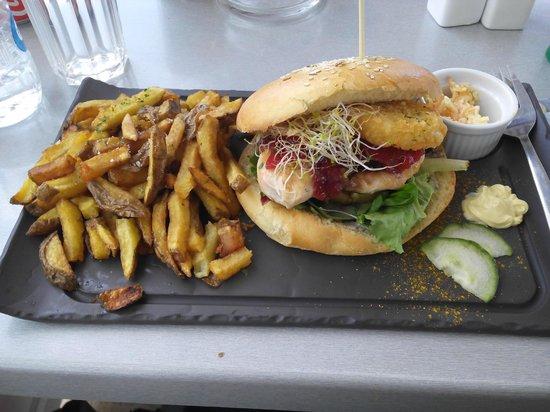 Le Bar à Fruits burger bar : Chicken