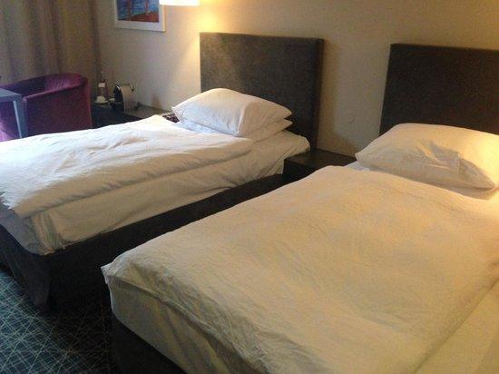 NH Prague City: Beds