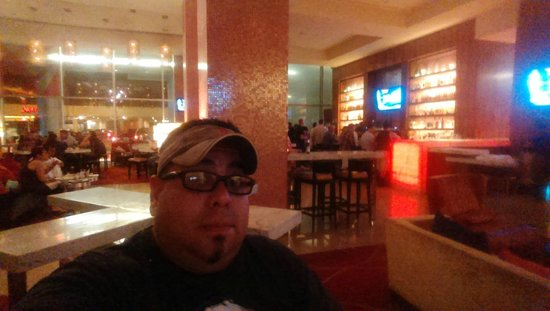 Grand Hyatt San Antonio: Bar Rojo