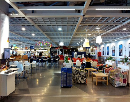 restaurant ikea picture of restaurant ikea bucharest tripadvisor. Black Bedroom Furniture Sets. Home Design Ideas