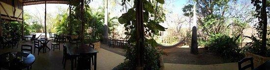 Mundo Milo Eco Lodge: View of the lodge