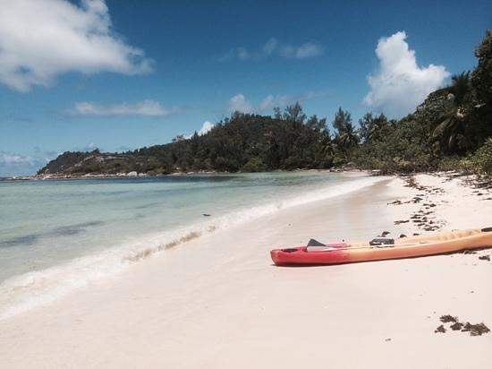 Constance Ephelia : escursione in kayak