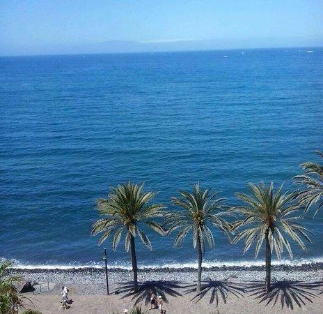 Sol Tenerife: Vista Mar e Isla de La Gomera