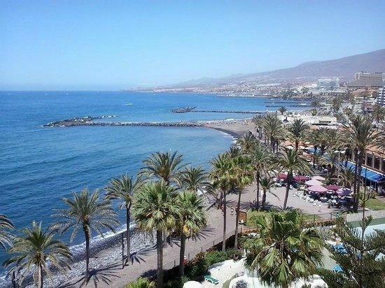 Sol Tenerife: Vista Playa Las Ámericas