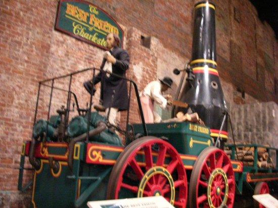 South Carolina State Museum : train