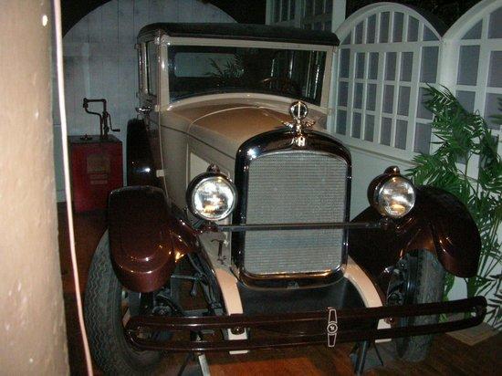 South Carolina State Museum : car