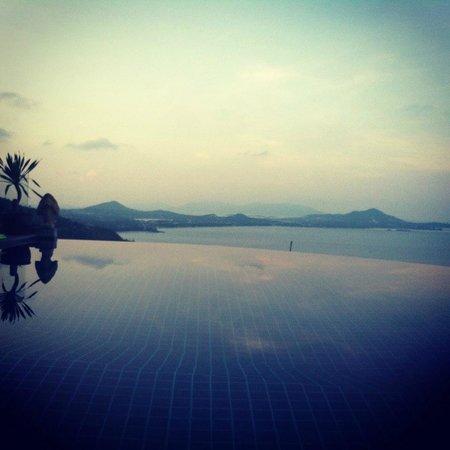 Sandalwood Luxury Villas: Beautiful view!