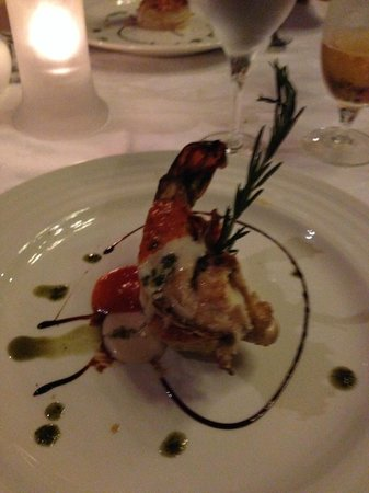 Grand Bahia Principe La Romana: Langouste au gourmet