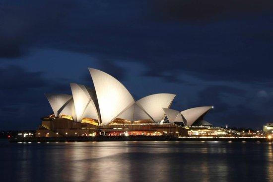 Sydney Opera House : SOH at sunset