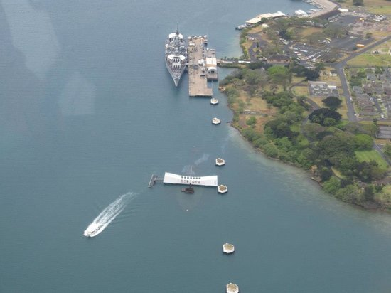 Novictor Helicopters : Pearl Harbor