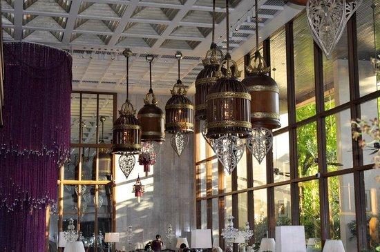 Mandarin Oriental, Bangkok: lobby