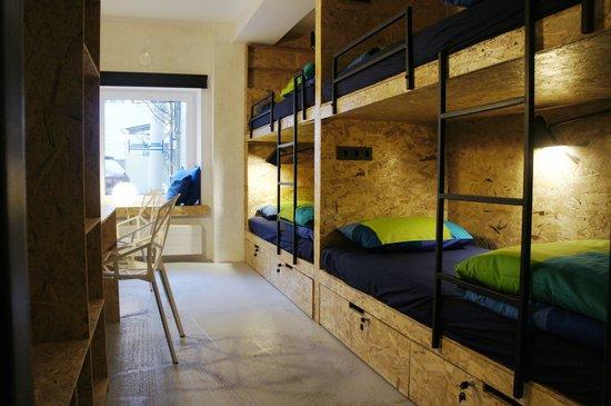 Simple Hostel: 4-bed Dorm