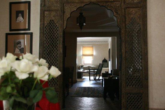 Riad Villa Blanche: Hotel Impressionen
