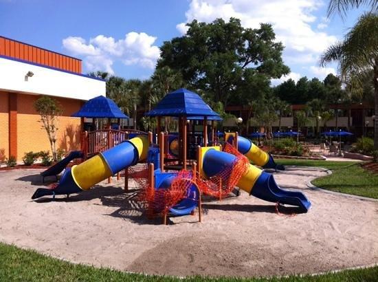 Red Lion Hotel Orlando - Kissimmee Maingate : kids playground