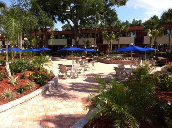 Red Lion Hotel Orlando - Kissimmee Maingate: gardens