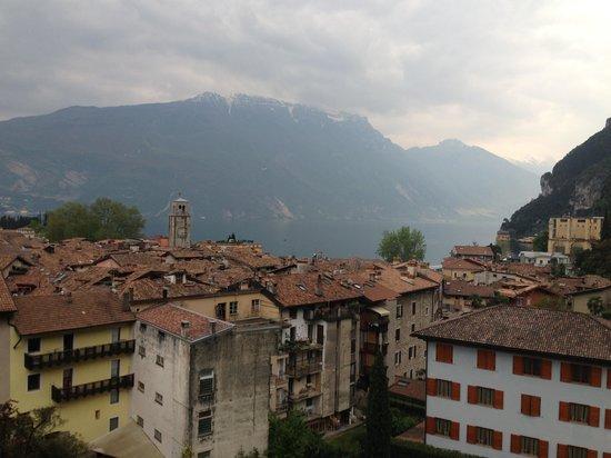Hotel Villa Miravalle : Вид с номера