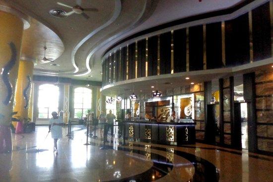 Hotel Riu Palace Bavaro : Recepção