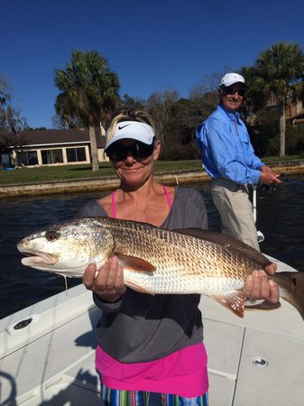 Salt River Outfitters: Crystal River Redfish