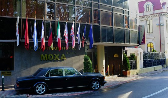 Le Boutique Hotel Moxa – Near the Center of Bucharest
