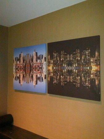 Kimpton Ink48 Hotel: funky prints
