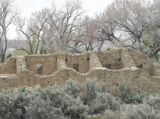 Aztec Ruins National Monument: A smidgeon of what you can see