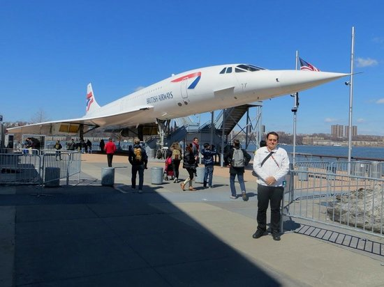Intrepid Sea, Air & Space Museum: Concorde