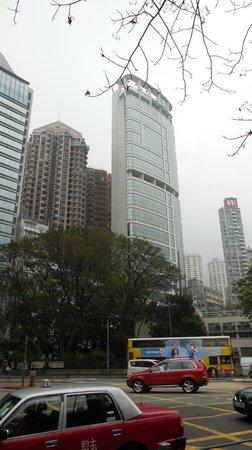 Metropark Hotel Causeway Bay Hong Kong: Metropark Exterior
