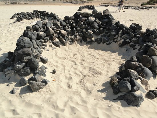 Oasis Village: Playa La Concha El Cotillo