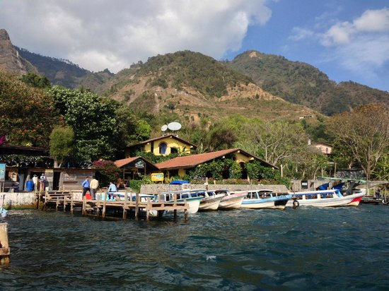 La Iguana Perdida Hotel: The Iguana Perdida