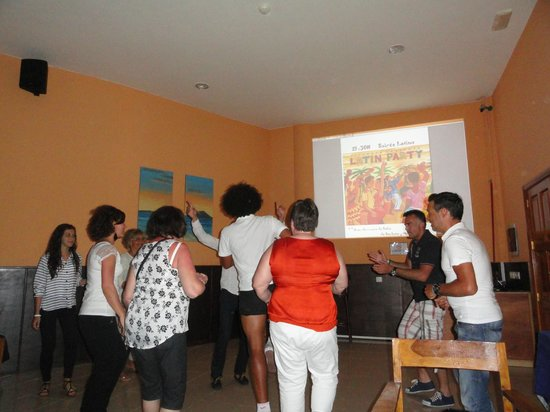Oasis Village: Soirée Latina organisée par Salim